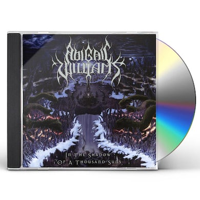 Abigail Williams IN THE SHADOW OF A THOUSAND SUNS CD