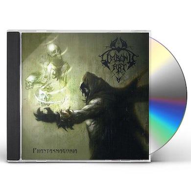 Limbonic Art PHANTASMAGORIA CD