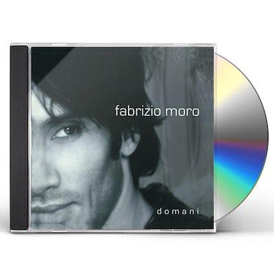Fabrizio Moro DOMANI CD