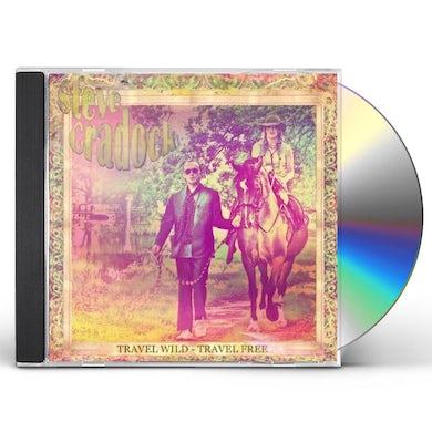 Steve Cradock TRAVEL WILD TRAVEL FREE CD