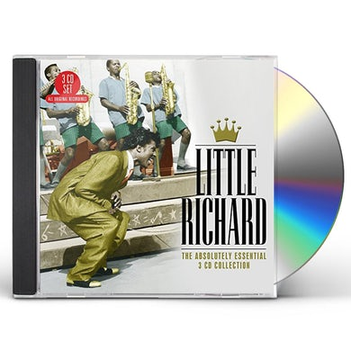 Little Richard  ABSOLUTELY ESSENTIAL 3 CD COLLECTION CD