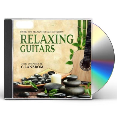 C Lanzbom RELAXING GUITARS CD
