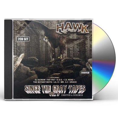 Hawk SINCE THE GRAY TAPES 4 CD