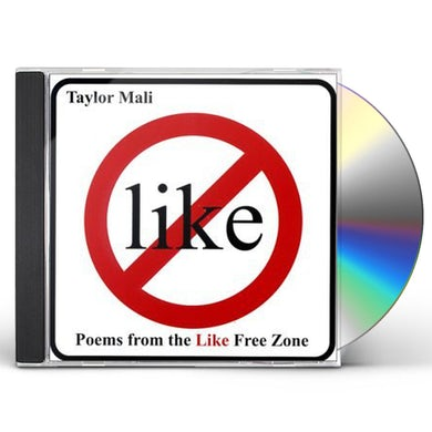 Taylor Mali POEMS FROM THE LIKE FREE ZONE CD