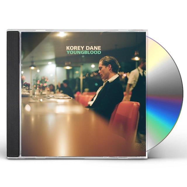 Korey Dane YOUNGBLOOD CD