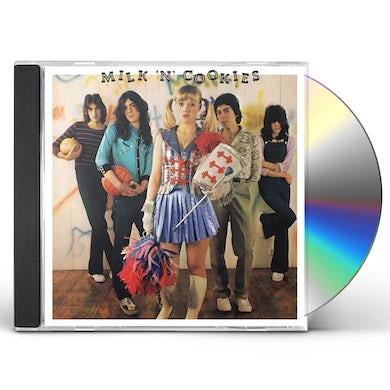 MILK N COOKIES CD