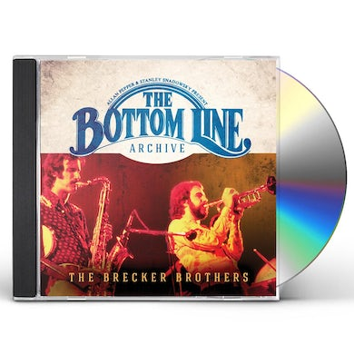 Brecker Brothers BOTTOM LINE ARCHIVE SERIES: (1976) CD