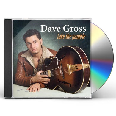 Dave Gross TAKE THE GAMBLE CD