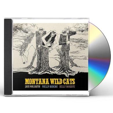 Philip Aaberg MONTANA WILD CATS CD