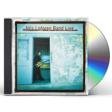 Nils Lofgren LIVE CD