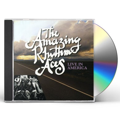 Amazing Rhythm Aces LIVE IN AMERICA CD