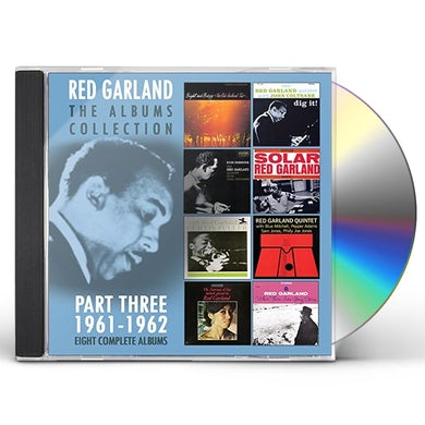 Red Garland ALBUMS COLLECTION PART THREE: 1961-1962 CD
