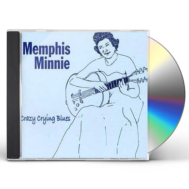 CRAZY CRYING BLUES CD