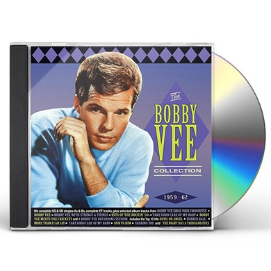 BOBBY VEE COLLECTION 1959-62 CD