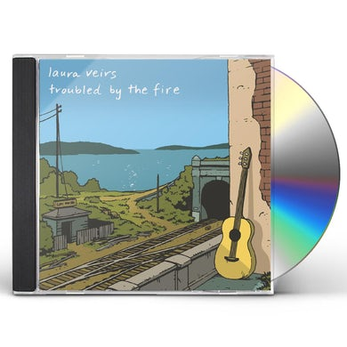 Laura Veirs TROUBLED BY THE FIRE CD