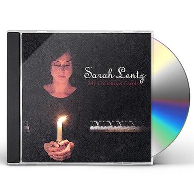 Sarah Lentz MY CHRISTMAS CAROLS CD