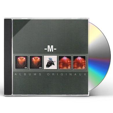 M. ORIGINAL ALBUM SERIES CD
