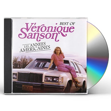Veronique Sanson LES ANEES AMERICAINES CD