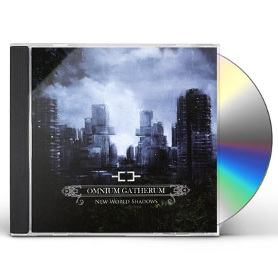 Omnium Gatherum NEW WORLD SHADOWS CD