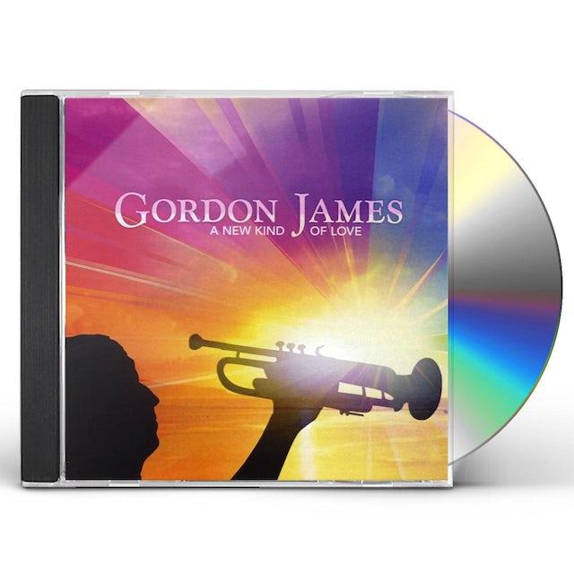Gordon James