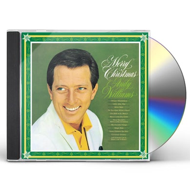 Andy Williams Merry Christmas CD