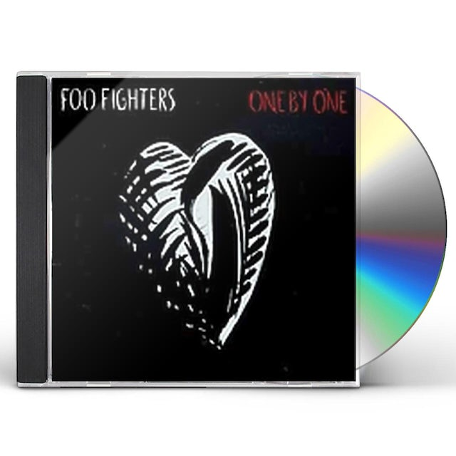 Foo Fighters ONE BY ONE - CHINA CD