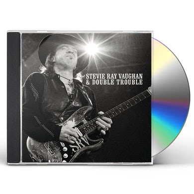Stevie Ray Vaughan REAL DEAL: GREATEST HITS 1 CD
