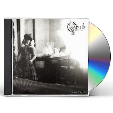 Opeth DAMNATION CD
