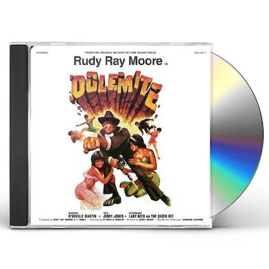 Rudy Ray Moore Dolemite Vinyl Record