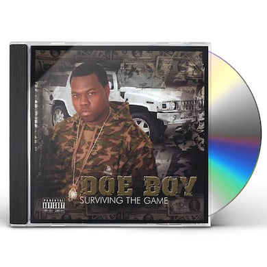 DoeBoy SURVIVING THE GAME CD