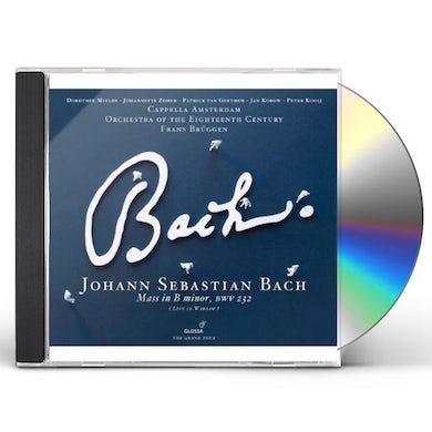 MASS IN B MINOR CD