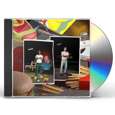 El Guincho HIPERASIA CD