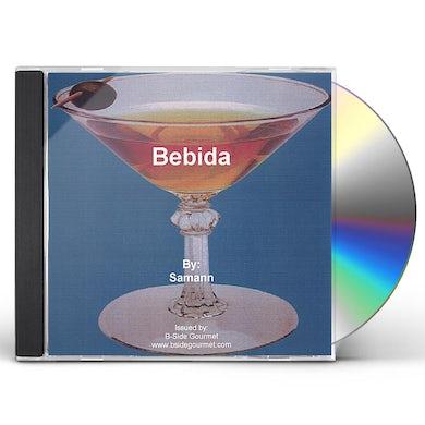 Samann BEBIDA CD