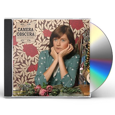 Camera Obscura LET'S GET OUT OF THIS COUNTRY CD