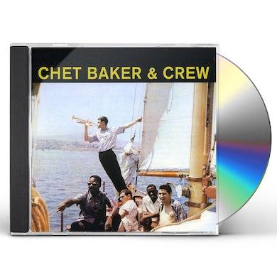 CHET BAKER & CREW CD
