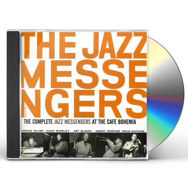 Jazz Messengers AT THE CAFE BOHEMIA CD
