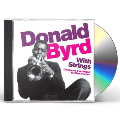 Donald Byrd WITH STRINGS CD