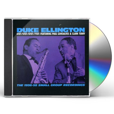 Duke Ellington 1956-58 SMALL GROUP RECORDINGS CD