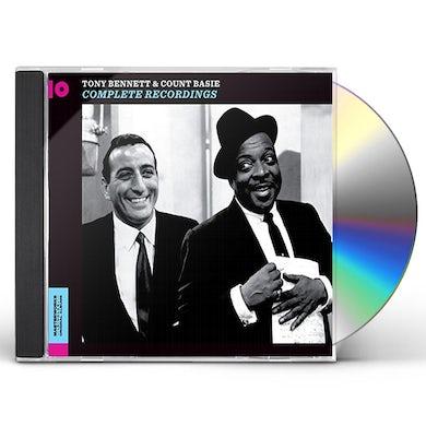 Count Basie & Tony Bennett COMPLETE RECORDINGS (1958-59) CD
