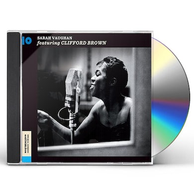 Sarah Vaughan WITH CLIFFORD BROWN + IN THE LAND OF HI FI CD