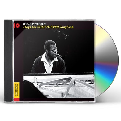 Oscar Peterson PLAYS THE COLE PORTER SONGBOOK CD