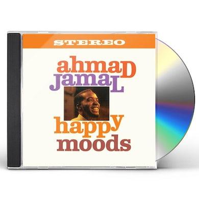 HAPPY MOODS + LISTEN TO THE AHMAD JAMAL QUINTET CD