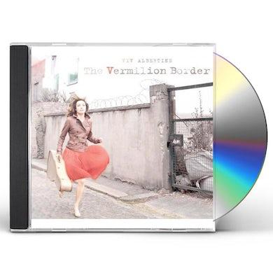 Viv Albertine VERMILION BORDER CD