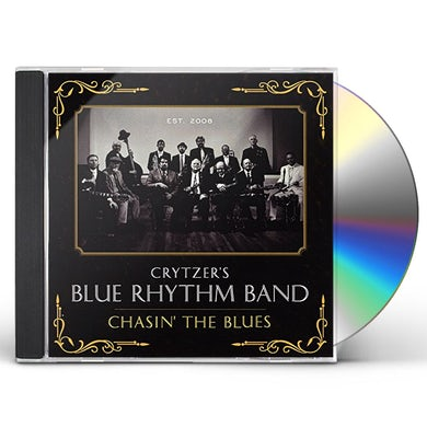 Crytzer's Blue Rhythm Band CHASIN THE BLUES CD