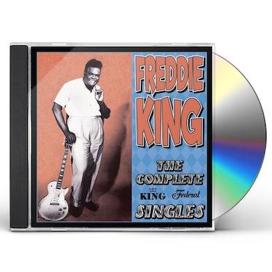 Freddie King COMPLETE KING FEDERAL SINGLES CD