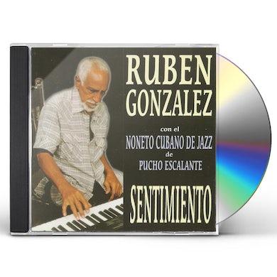 Ruben Gonzalez SENTIMIENTO CD