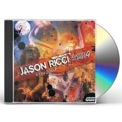 Jason Ricci & New Blood ROCKET NUMBER 9 CD