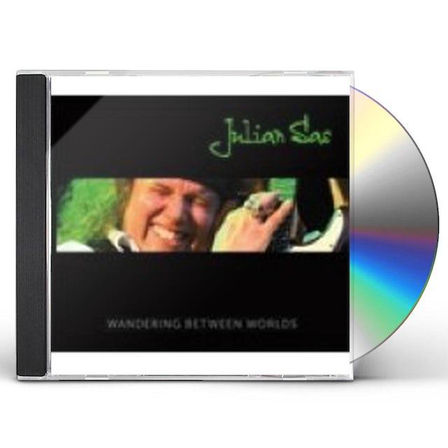 Julian Sas WANDERING BETWEEN WORLDS CD