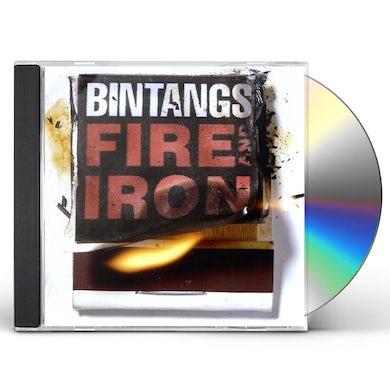 BINTANGS FIRE & IRON CD