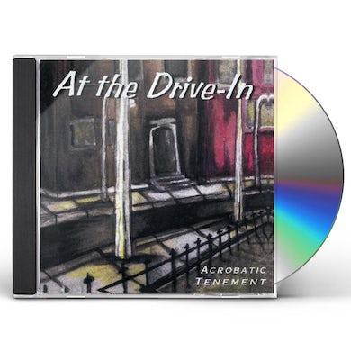 At The Drive-In ACROBATIC TENEMENT CD